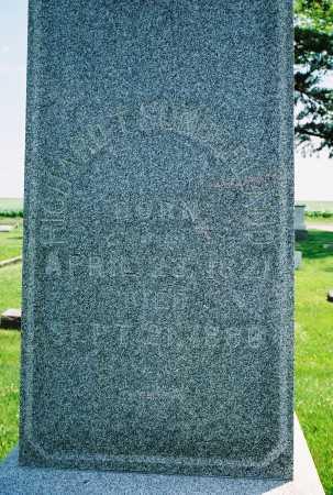 SUNDERLAND, RICHARD THOMAS - Tazewell County, Illinois | RICHARD THOMAS SUNDERLAND - Illinois Gravestone Photos