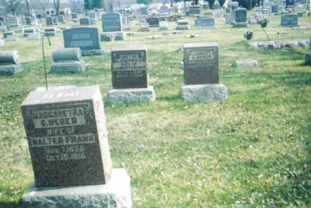FRANK, MARGARETHA - Tazewell County, Illinois | MARGARETHA FRANK - Illinois Gravestone Photos