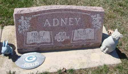ADNEY, PAUL P. - Will County, Illinois | PAUL P. ADNEY - Illinois Gravestone Photos