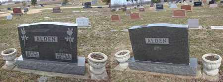 ALDEN, VERNA R. - Will County, Illinois | VERNA R. ALDEN - Illinois Gravestone Photos