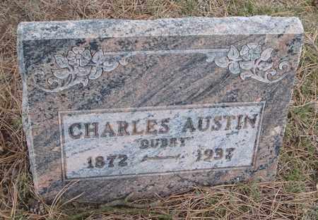 "AUSTIN, CHARLES ""DUBBY"" - Will County, Illinois | CHARLES ""DUBBY"" AUSTIN - Illinois Gravestone Photos"