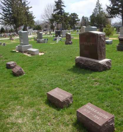 AUSTIN, OLIVE A. - Will County, Illinois | OLIVE A. AUSTIN - Illinois Gravestone Photos