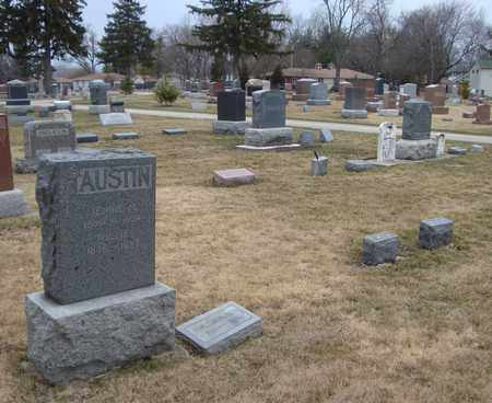 AUSTIN, JENNIE M. - Will County, Illinois | JENNIE M. AUSTIN - Illinois Gravestone Photos