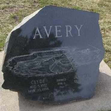AVERY, CLYDE - Will County, Illinois | CLYDE AVERY - Illinois Gravestone Photos