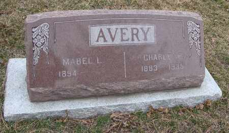 AVERY, CHARLEY E. - Will County, Illinois | CHARLEY E. AVERY - Illinois Gravestone Photos
