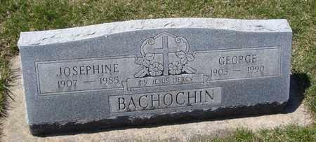 BACHOCHIN, GEORGE - Will County, Illinois | GEORGE BACHOCHIN - Illinois Gravestone Photos
