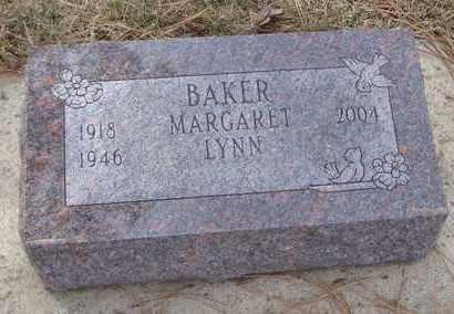 BAKER, MARGARET - Will County, Illinois | MARGARET BAKER - Illinois Gravestone Photos