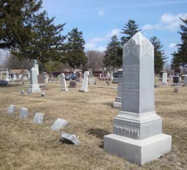 BINGHAM, ELISHA E. - Will County, Illinois | ELISHA E. BINGHAM - Illinois Gravestone Photos
