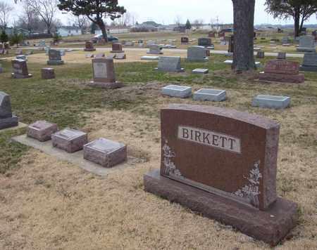 BIRKETT, LOIS - Will County, Illinois | LOIS BIRKETT - Illinois Gravestone Photos