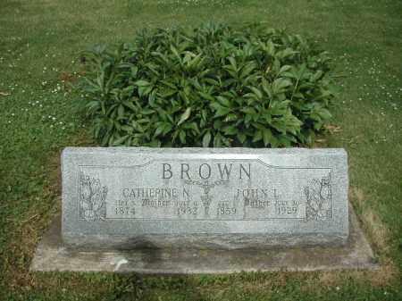 BROWN, CATHERINE - Will County, Illinois | CATHERINE BROWN - Illinois Gravestone Photos