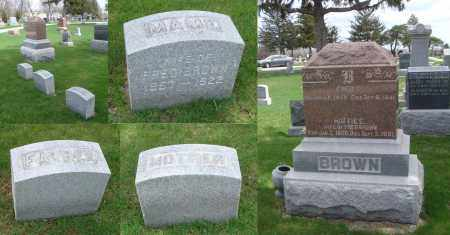 BROWN, MAME - Will County, Illinois | MAME BROWN - Illinois Gravestone Photos