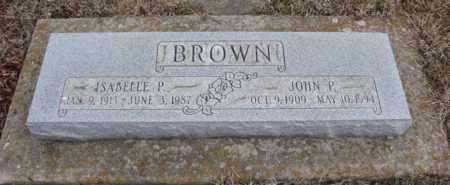 BROWN, JOHN P. - Will County, Illinois | JOHN P. BROWN - Illinois Gravestone Photos