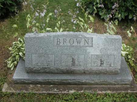 BROWN, JAMES - Will County, Illinois | JAMES BROWN - Illinois Gravestone Photos