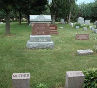 BROWN, WILLIAM - Will County, Illinois   WILLIAM BROWN - Illinois Gravestone Photos