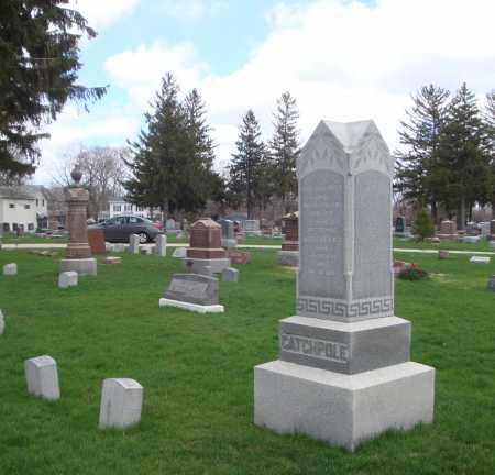 CATCHPOLE, MARY - Will County, Illinois | MARY CATCHPOLE - Illinois Gravestone Photos