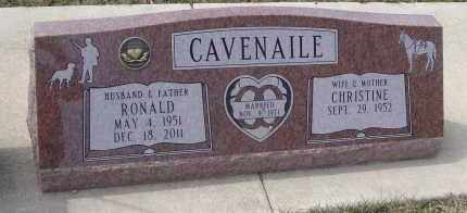 CAVENAILE, RONALD - Will County, Illinois | RONALD CAVENAILE - Illinois Gravestone Photos