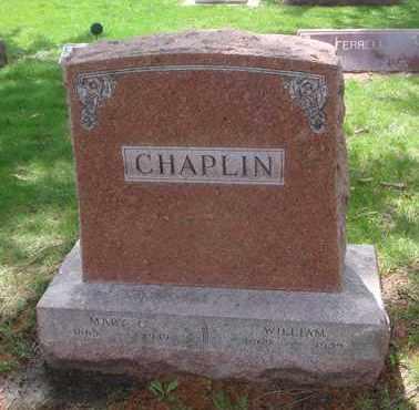 CHAPLIN, MARY C. - Will County, Illinois   MARY C. CHAPLIN - Illinois Gravestone Photos