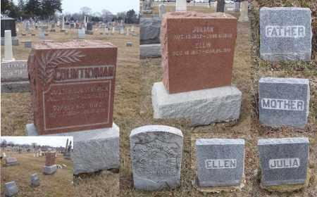 COUNTRYMAN, ELLEN - Will County, Illinois   ELLEN COUNTRYMAN - Illinois Gravestone Photos