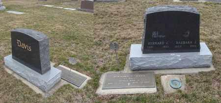 DAVIS, BERNARD C. - Will County, Illinois   BERNARD C. DAVIS - Illinois Gravestone Photos
