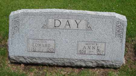 DAY, EDWARD - Will County, Illinois | EDWARD DAY - Illinois Gravestone Photos