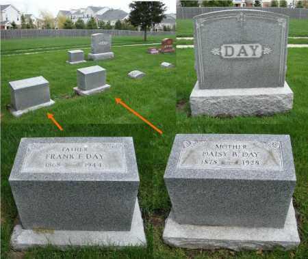 DAY, DAISY B. - Will County, Illinois | DAISY B. DAY - Illinois Gravestone Photos
