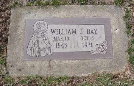 DAY, WILLIAM J. - Will County, Illinois | WILLIAM J. DAY - Illinois Gravestone Photos
