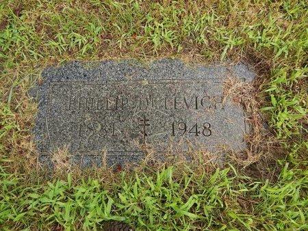 DULEVICH, PHILLIP - Will County, Illinois | PHILLIP DULEVICH - Illinois Gravestone Photos