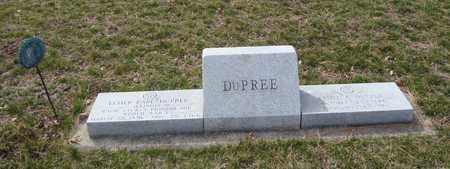 DUPREE, ETHEL C. - Will County, Illinois | ETHEL C. DUPREE - Illinois Gravestone Photos