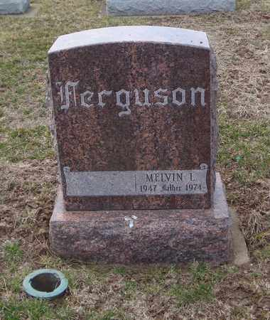 FERGUSON, MELVIN L. - Will County, Illinois | MELVIN L. FERGUSON - Illinois Gravestone Photos