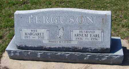 FERGUSON, MARGARET - Will County, Illinois | MARGARET FERGUSON - Illinois Gravestone Photos