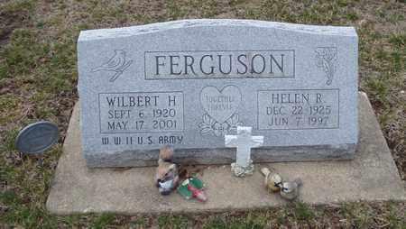 FERGUSON, WILBERT H. - Will County, Illinois | WILBERT H. FERGUSON - Illinois Gravestone Photos