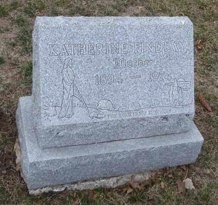 FINDLAY, KATHERINE - Will County, Illinois   KATHERINE FINDLAY - Illinois Gravestone Photos