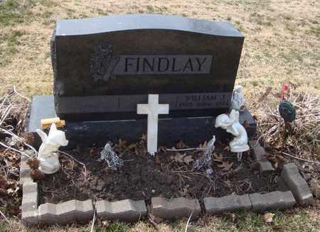 FINDLAY, WILLIAM J. - Will County, Illinois | WILLIAM J. FINDLAY - Illinois Gravestone Photos