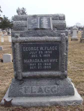 FLAGG, MARADA A. - Will County, Illinois | MARADA A. FLAGG - Illinois Gravestone Photos