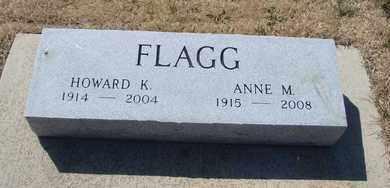 FLAGG, ANNE M. - Will County, Illinois | ANNE M. FLAGG - Illinois Gravestone Photos