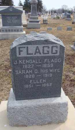 FLAGG, J. KENDALL - Will County, Illinois | J. KENDALL FLAGG - Illinois Gravestone Photos