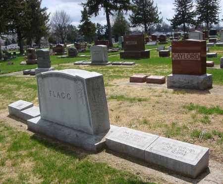 FLAGG, EDNA G. - Will County, Illinois | EDNA G. FLAGG - Illinois Gravestone Photos