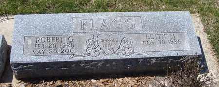 FLAGG, ROBERT G. - Will County, Illinois   ROBERT G. FLAGG - Illinois Gravestone Photos