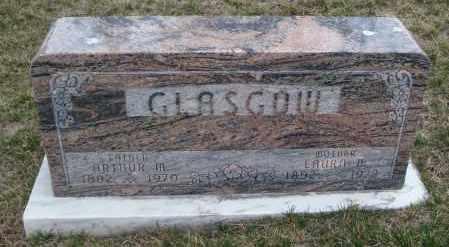 GLASGOW, ARTHUR M. - Will County, Illinois | ARTHUR M. GLASGOW - Illinois Gravestone Photos
