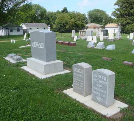 GLASGOW, MARTHA ANN - Will County, Illinois | MARTHA ANN GLASGOW - Illinois Gravestone Photos