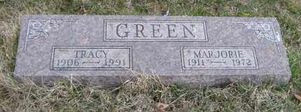 GREEN, TRACY - Will County, Illinois | TRACY GREEN - Illinois Gravestone Photos