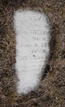 GREENWOOD, SYLVIA - Will County, Illinois | SYLVIA GREENWOOD - Illinois Gravestone Photos