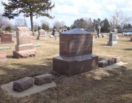 GRUNDY, CHARLOTTE E. - Will County, Illinois | CHARLOTTE E. GRUNDY - Illinois Gravestone Photos