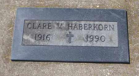 HABERKORN, CLARE M. - Will County, Illinois | CLARE M. HABERKORN - Illinois Gravestone Photos