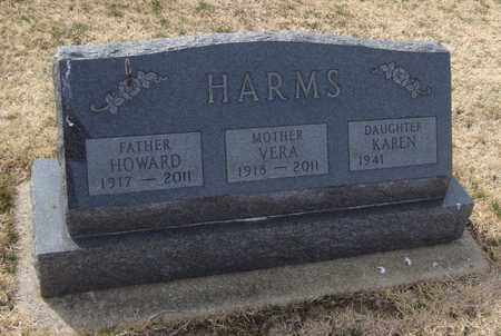 HARMS, HOWARD - Will County, Illinois   HOWARD HARMS - Illinois Gravestone Photos