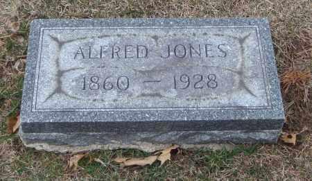 JONES, ALFRED - Will County, Illinois | ALFRED JONES - Illinois Gravestone Photos