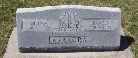 KRAKORA, FRANCES - Will County, Illinois | FRANCES KRAKORA - Illinois Gravestone Photos