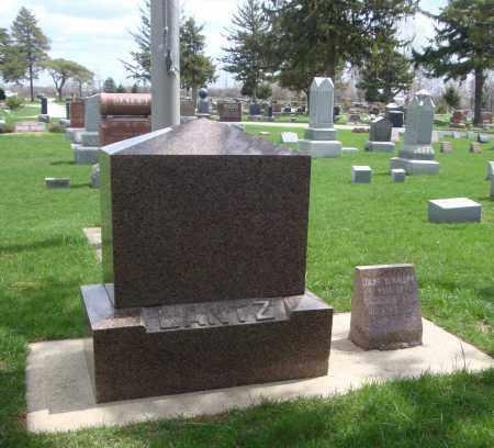 LANTZ, JANE B. - Will County, Illinois | JANE B. LANTZ - Illinois Gravestone Photos