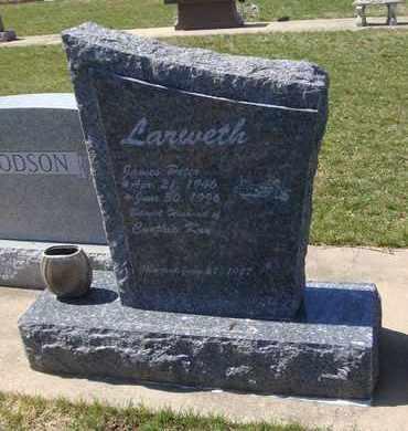 LARWETH, JAMES PETER - Will County, Illinois | JAMES PETER LARWETH - Illinois Gravestone Photos