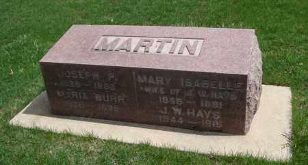 BURR, MARIA - Will County, Illinois | MARIA BURR - Illinois Gravestone Photos